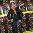 """Thierry Samitier - Première de la comédie musicale """"La Famille Addams"""" au théâtre Palace à Paris le 27 septembre 2017. © Marc Ausset- Lacroix / Bestimage"""