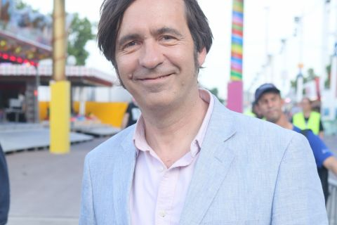 Thierry Samitier (Nos chers voisins) : Bientôt le mariage avec Marina Pastor