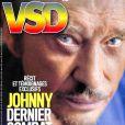 Couverture du magazine  VSD  en kiosques le 22 novembre 2017.