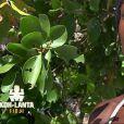 """Magalie dans """"Koh-Lanta Fidji"""" (TF1), vendredi 24 novembre 2017."""