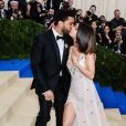 Selena Gomez et The Weeknd - Met Gala 2017 à New York, le 1er mai 2017.