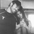 Kellan Lutz et sa fiancée Brittany Gonzales sur une photo publiée sur Instagram le 21 juillet 2017