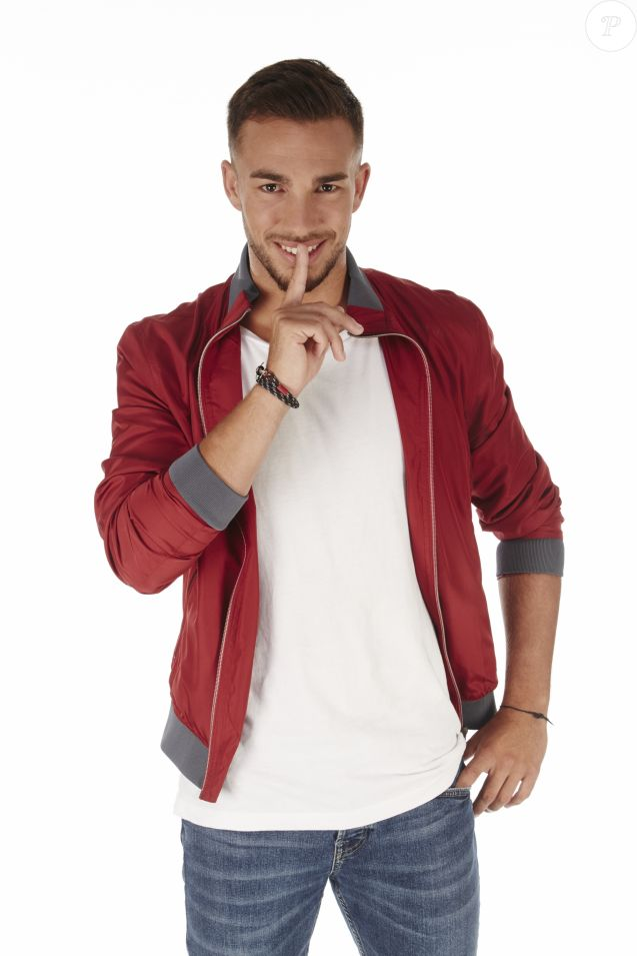 "Benoît, candidat de ""Secret Story 11"" (TF1 et NT1)."