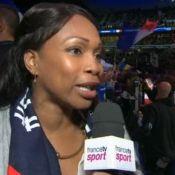 Coupe Davis - Laura Flessel : La grosse bourde de la ministre en direct !