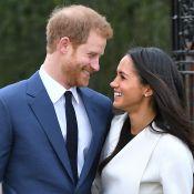 Prince Harry et Meghan Markle : Les photos des fiançailles, ivres d'amour