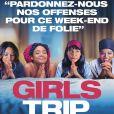 Affiche du film Girls Trip, en salles le 13 décembre 2017