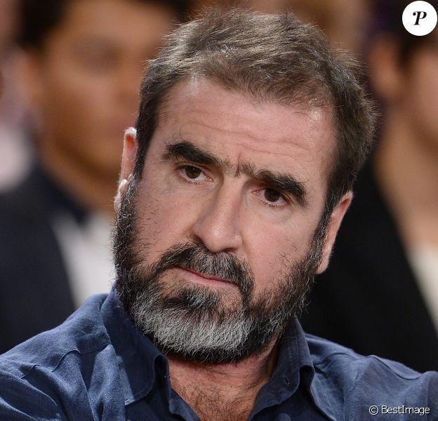 """Eric Cantona - Enregistrement de l'émission """"Vivement Dimanche"""" à Paris le 9 Septembre 2015 et qui sera diffusée le 13 Septembre 2015. -"""