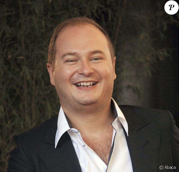 Sébastien Cauet, l'un des animateurs les plus emblématiques du PAF.