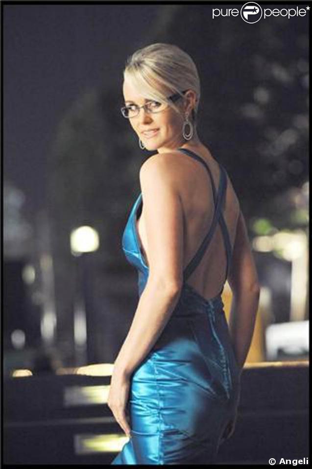 Laeticia Hallyday tourne un spot publicitaire pour Optic 2000 !