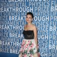 Mila Kunis à la 6ème cérémonie Breakthrough Prize au NASA Ames Research Center à Mountain View, le 3 décembre 2017