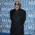 Morgan Freeman à la 6ème cérémonie Breakthrough Prize au NASA Ames Research Center à Mountain View, le 3 décembre 2017