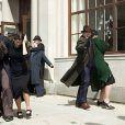 """Braquage de banque en plein jour ! C'est dans """"Public Enemies"""" de Michael Mann, dans les salles françaises le 24 juin !"""
