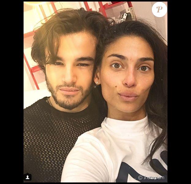 """Antiny Colette et Tatiana Silva sont très complices dans """"Danse avec les stars 8"""" sur TF1."""