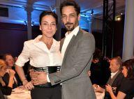 Sandra et Tomer Sisley, jeunes mariés complices pour Thierry Marx
