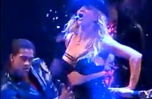 Britney Spears : découvrez vite les premières vidéos de son concert come-back !