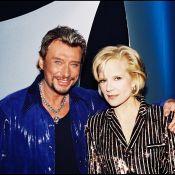"""Sylvie Vartan a """"le coeur brisé"""" par la mort de Johnny Hallyday"""