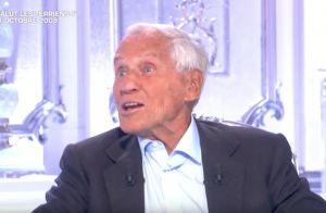 Jean d'Ormesson : Mourir en même temps qu'un chanteur ? Surtout pas !