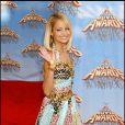 Nicole, simplement sublime aux MTV Movie Awards 2005 à L.A le 4 juin 2005
