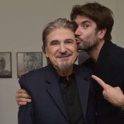 Serge Lama : Quadruple triomphe à Pleyel aux côtés de son fils, Frédéric