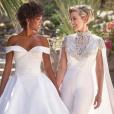 Samira Riley (Orange is the New Black) et Lauren Morelli, mariées en mars 2017 après trois ans de relation.