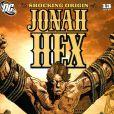 Un dessin représentant Jonah Hex... le cowboy défiguré sera bientôt adapté au cinéma !