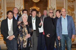 Robert Charlebois : Honoré devant sa femme Laurence et ses amis VIP