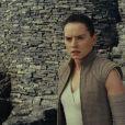 Daisy Ridley dans Star Wars : Les Derniers Jedi