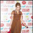 Peaches Geldof à la soirée Children Champion's Awards mercredi soir à Londres