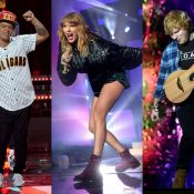United State of Pop 2017 : Taylor Swift à donf' avec Bruno Mars et Ed Sheeran