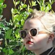 Exclusif - Reese Witherspoon et sa fille Ava Phillippe font du shopping au Country Mart à Brentwood, le 18 novembre 2016