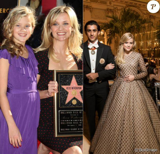 Ava Phillippe, fille de Reese Witherspoon et Ryan Phillippe, a bien grandi !