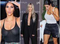 Kim Kardashian : L'année des décolletés osés et de l'oubli sexy du soutien-gorge