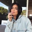 """""""Kylie Jenner. Novembre 2017."""""""