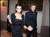 Le couple Beckham super beau et élégant à Milan... mais pourquoi font-ils toujours la tronche ? Victoria reste à L.A. ! (réactualisé)