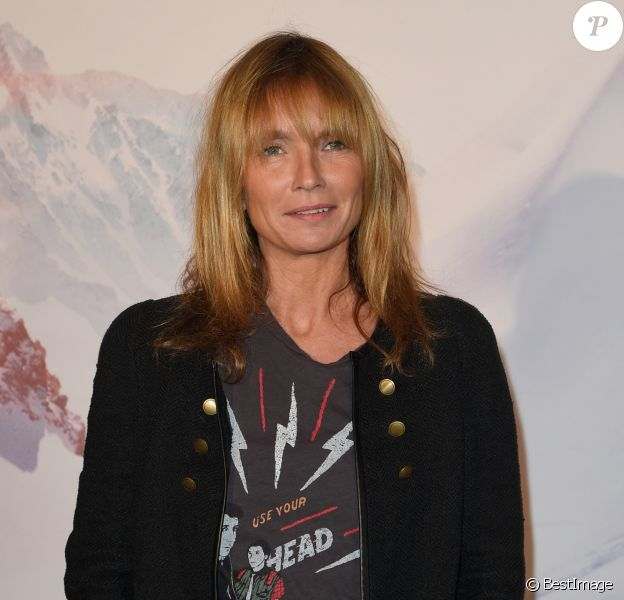 """Axelle Laffont - Avant-première du film """"Tout là-haut"""" au cinéma le Grand Rex à Paris, France, le 7 décembre 2017. © Coadic Guirec/Bestimage"""