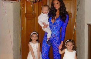 Jade Lagardère : Maman ultrasexy en famille pour fêter 2018