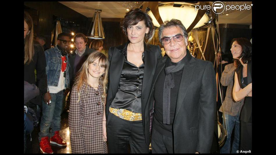 Inès de la Fressange et sa fille Violette à l\'inauguration de la ...