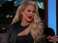 """Khloé Kardashian a caché sa grossesse à sa famille : """"On voulait leur dire..."""""""