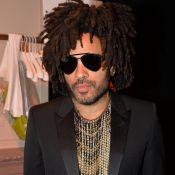Lenny Kravitz en couple : Sa nouvelle chérie a le même âge que sa fille Zoë !