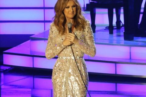Céline Dion : Clouée au lit mais touchée par la mort de France Gall