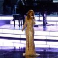 """Celine Dion au Ceasars Palace Hotel & Casino à Las Vegas le 27 août 2015"""