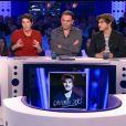 """Gauvin Sers critiqué par Christine Angot - """"On n'est pas couché"""", France 2, 6 janvier 2018"""