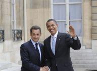 Nicolas Sarkozy va dîner avec Barack Obama ! Les premières... grandes dames seront-elles là ?