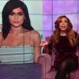 """""""Wendy Williams dans son talk-show diffusé mercredi 10 janvier 2018"""""""