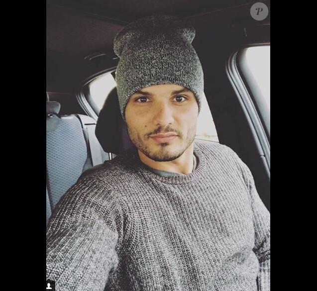 Florent Manaudou sur Instagram le 15 septembre 2017.