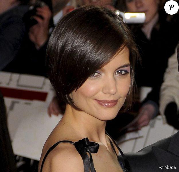 Katie Holmes et ses coupes de cheveux ? Une belle histoire d'amour !
