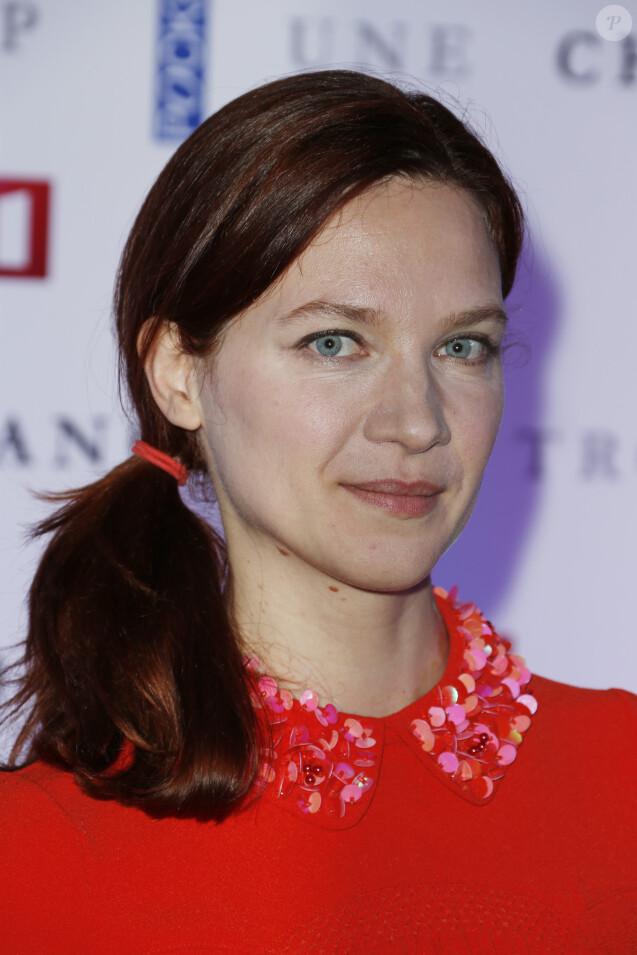 """Odile Vuillemin - Avant-première du film """"Une chance de trop"""" au cinéma Gaumont Marignan à Paris, le 24 juin 2015."""