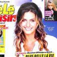 """Magazine """"Télé Loisirs"""", en kiosques le 15 janvier 2018."""