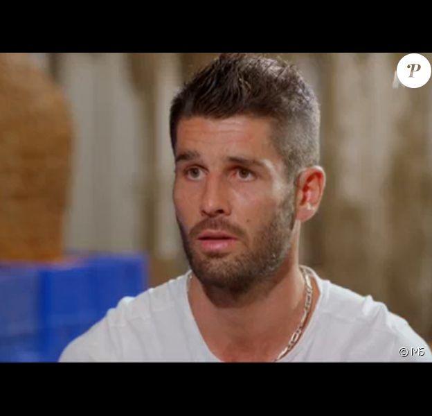 """Emeric parle de son célibat dans """"L'amour est dans le pré 2018"""" sur M6."""