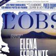 Interview d'Elena Ferrante dans L'Obs, en kiosques le 18 janvier 2018